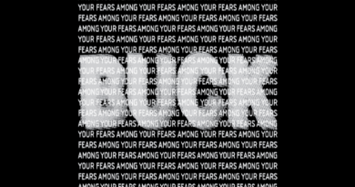 buck among your fears chronique