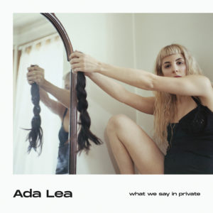 Ada Lea the party+mercury singles