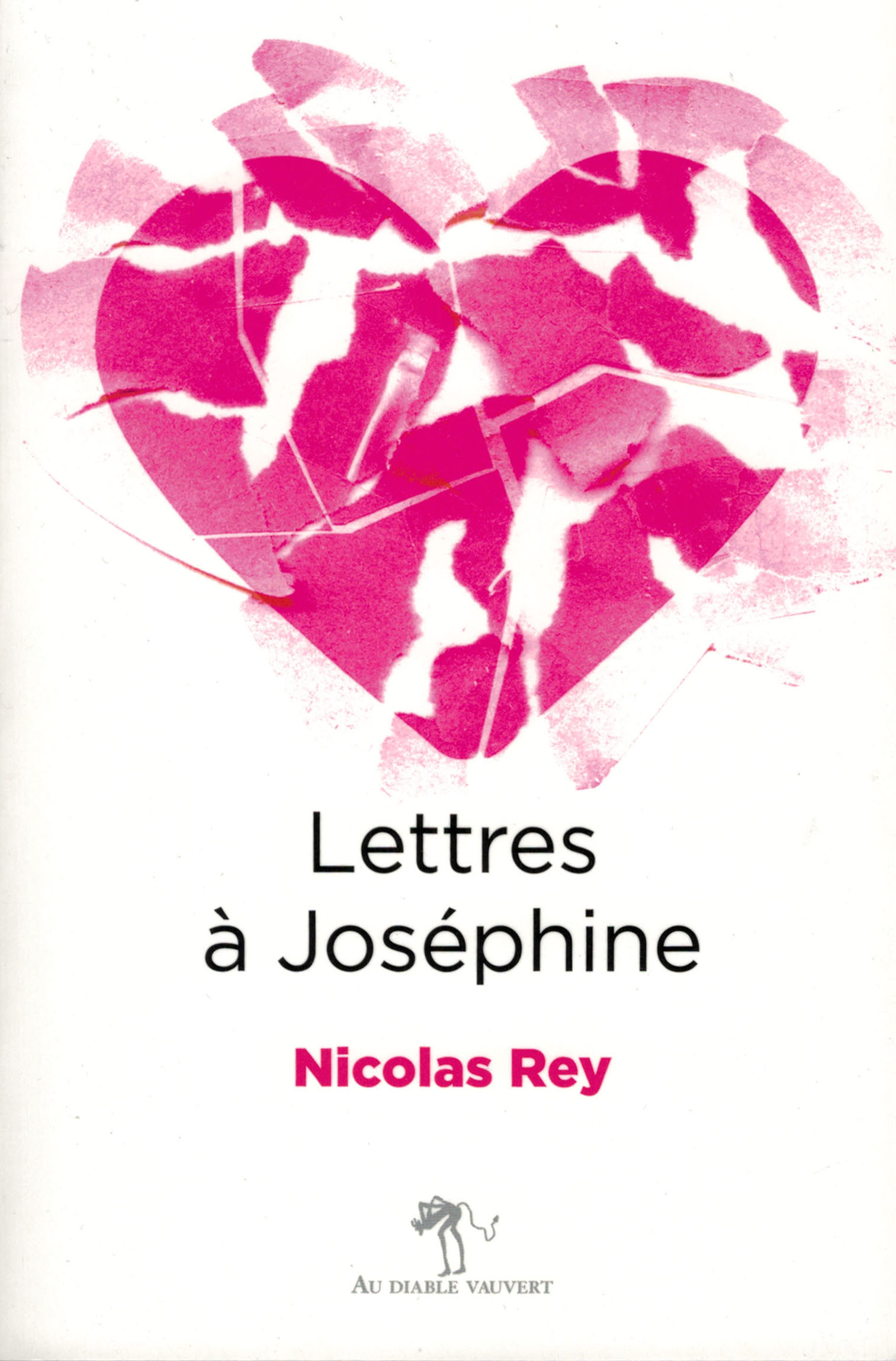 Nicolas Rey Lettres à Joséphine Litzic Commentez