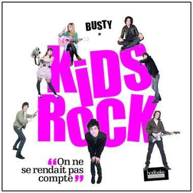 busty kids rock chronique