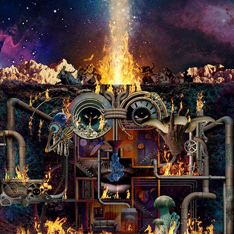 flying lotus flamagra fire is coming single