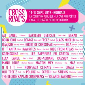 crossroads festival programmation