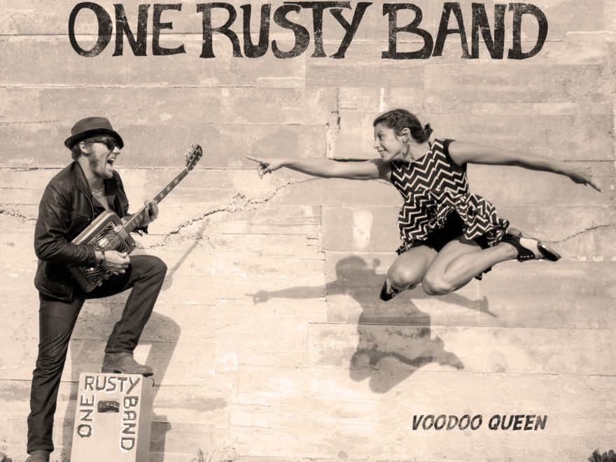 one rusty band voodoo queen