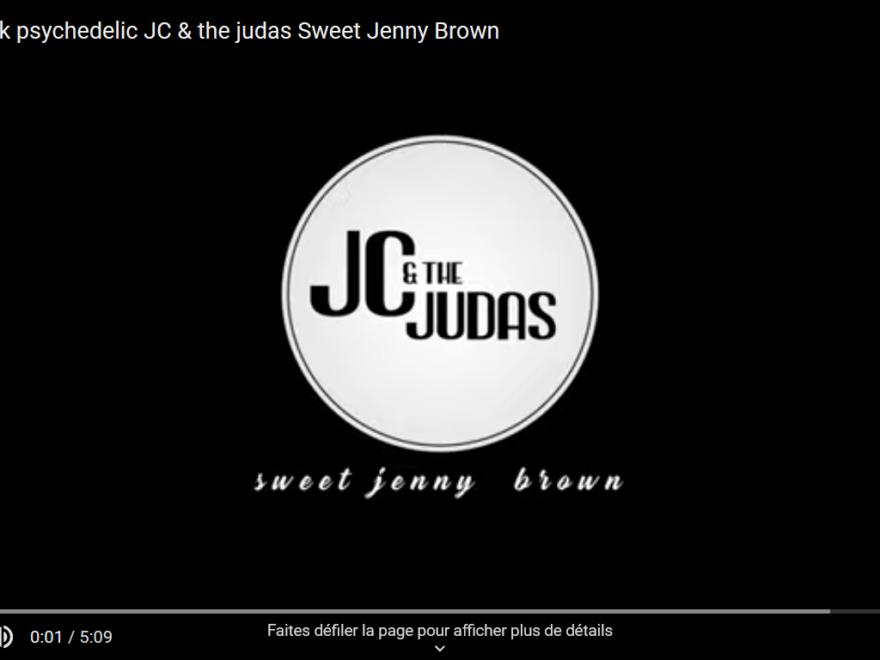 JC & the judas sweet jenny brown