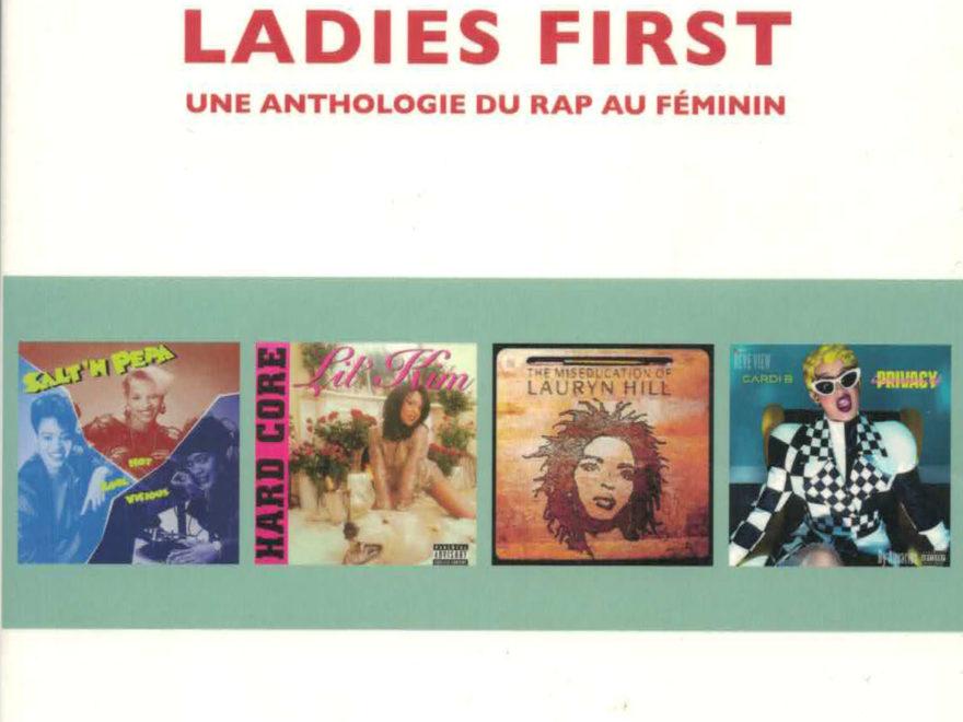 Ladies first une anthologie du rap au feminin sylavin bertot