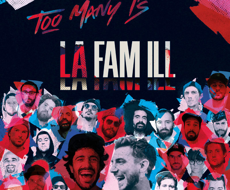 Too many T's La fam ill