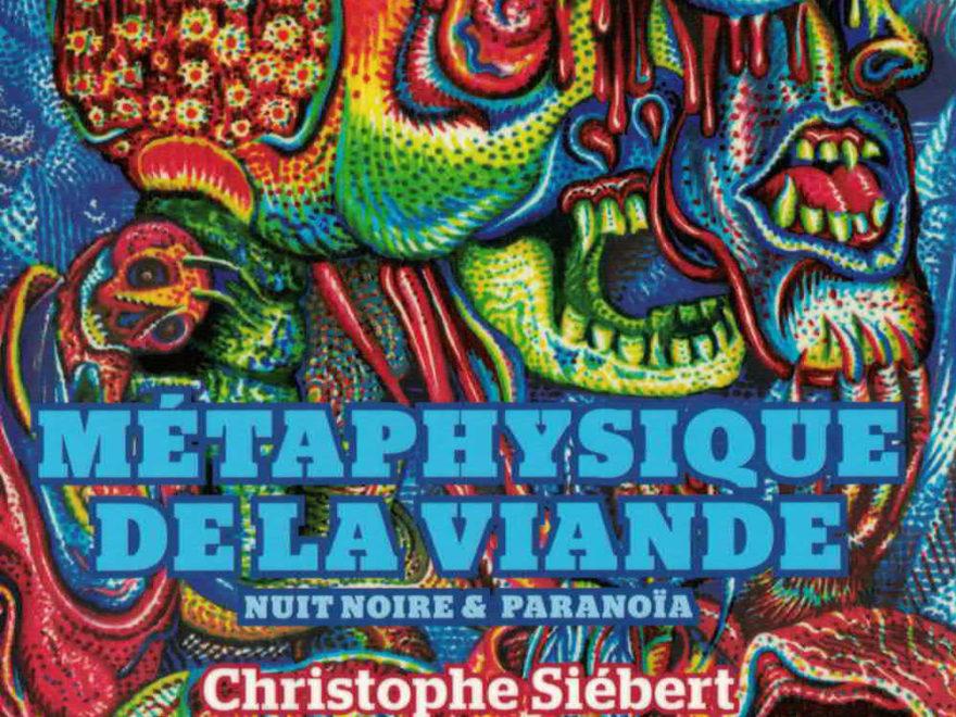 christophe siébert métaphysique de la viande