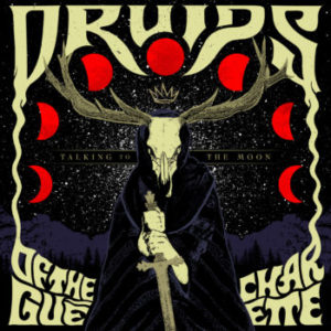 druids of the gué charette talking to the moon