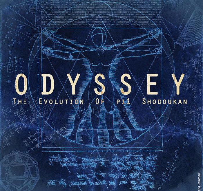 Pi1 shodoukan, Odyssey, the evolution of