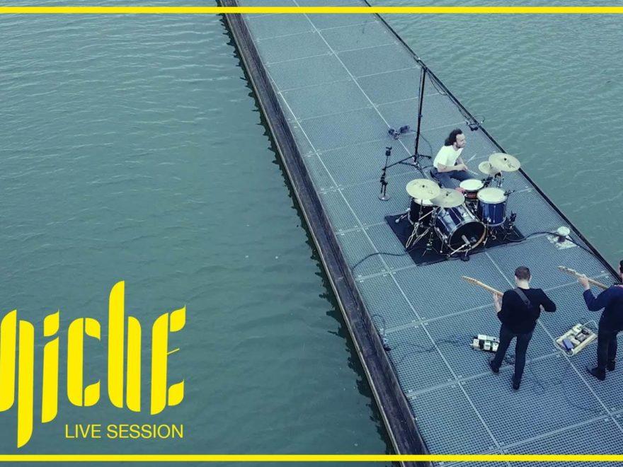 péniche live session