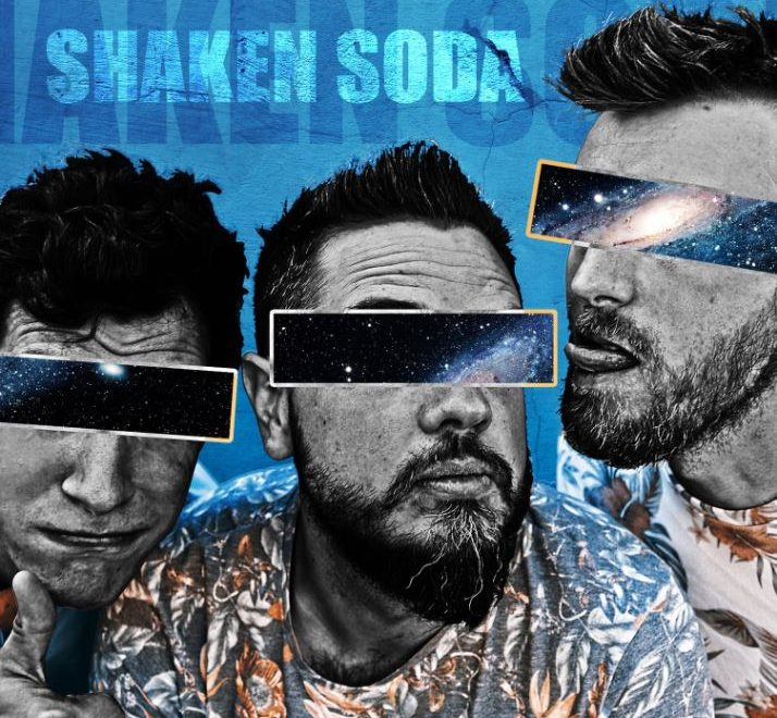 shaken soda complex identity