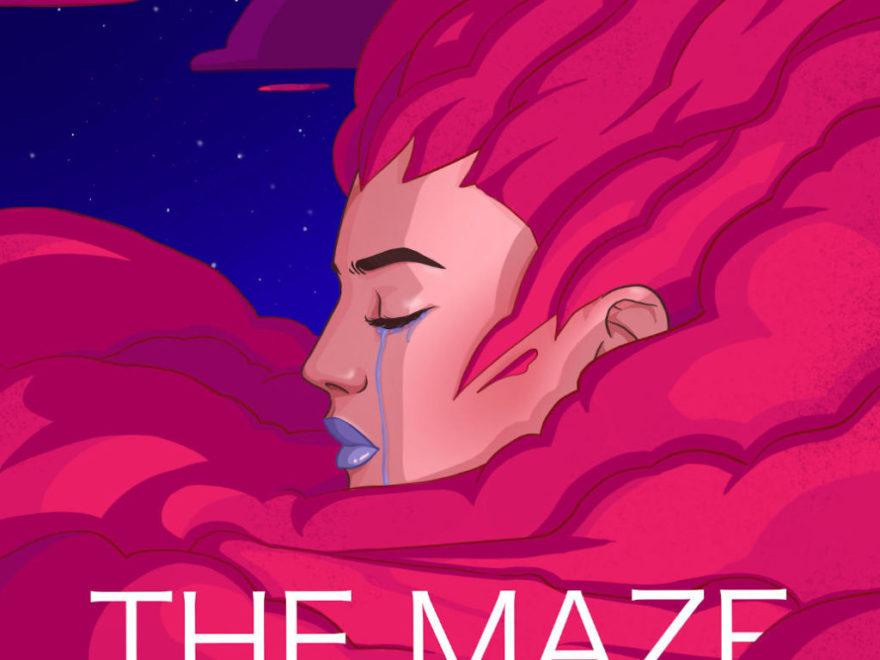 celestial burst, the maze