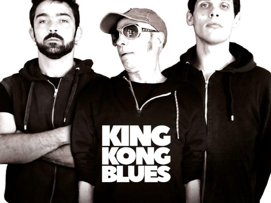 king kong blue bam bam !