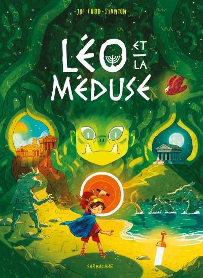 Léo et la Méduse joe todd-stanton
