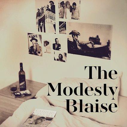 modesty blaise, the modesty blaise