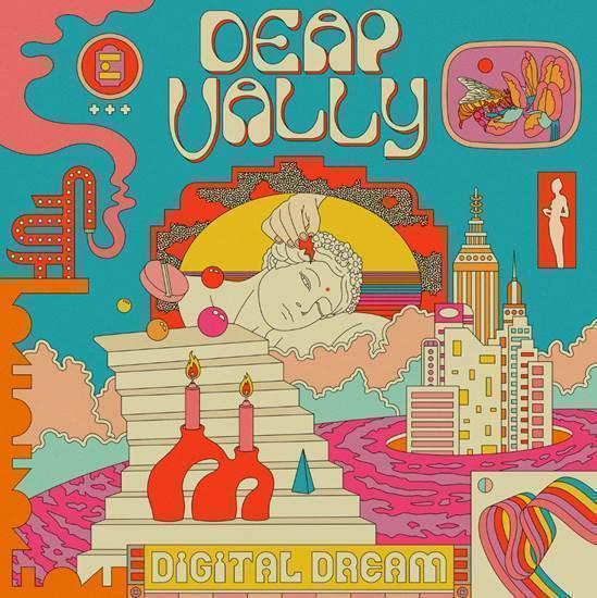 Deap Vally digital