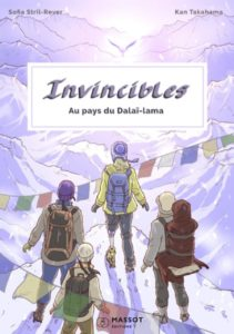 Invincibles Sofia Strill-Rever Kan Takahama