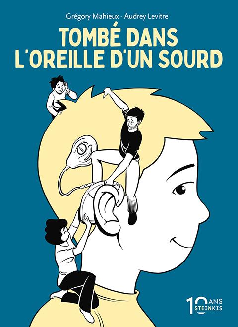 tombé dans l'oreille d'un sourd grégory mahieux, Audrey Levitre
