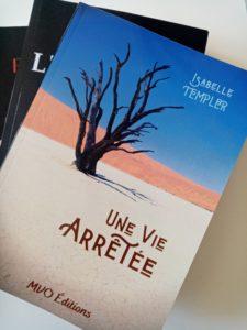 isabelle templer, nouveau roman quelques mots spécial