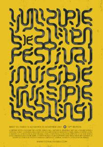 quelques mots 15, festival invisible etc.